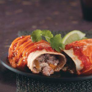Makeover Gourmet Enchiladas
