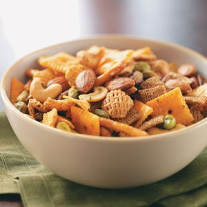 Kickin' Snack Mix