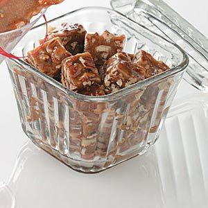 Caramel Pecans
