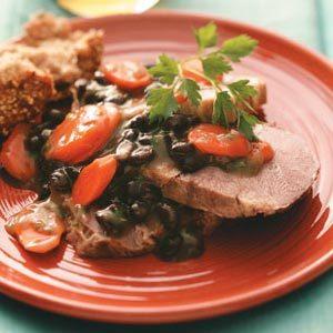 Slow-Cooked Pork Verde