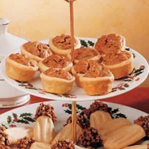 Party Pecan Pies