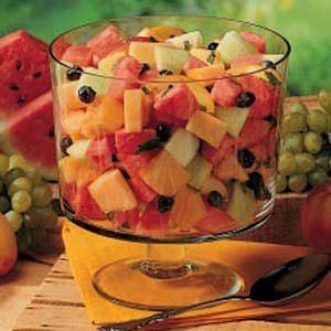 Minted Melon Salad