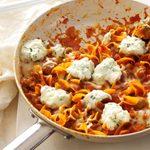 Favorite Skillet Lasagna