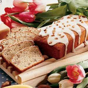 Southern Banana Nut Bread