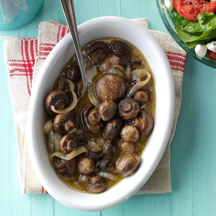 Italian Mushrooms