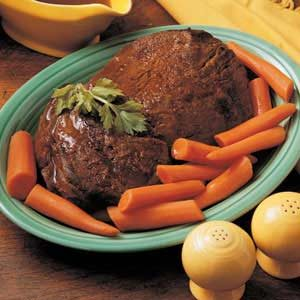 Old-Fashioned Pot Roast