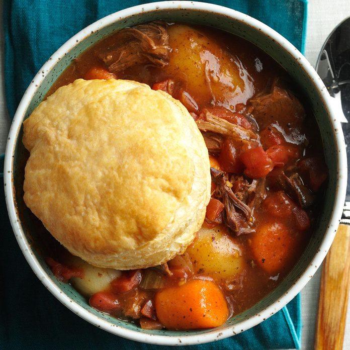 Weekday Beef Stew