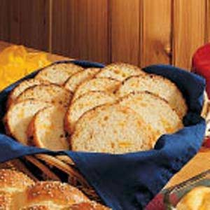 Peppery Cheese Bread