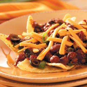 Chilaquilas Appetizer