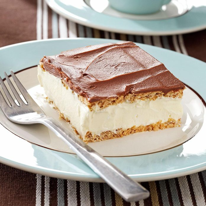 1995: Eclair Cake