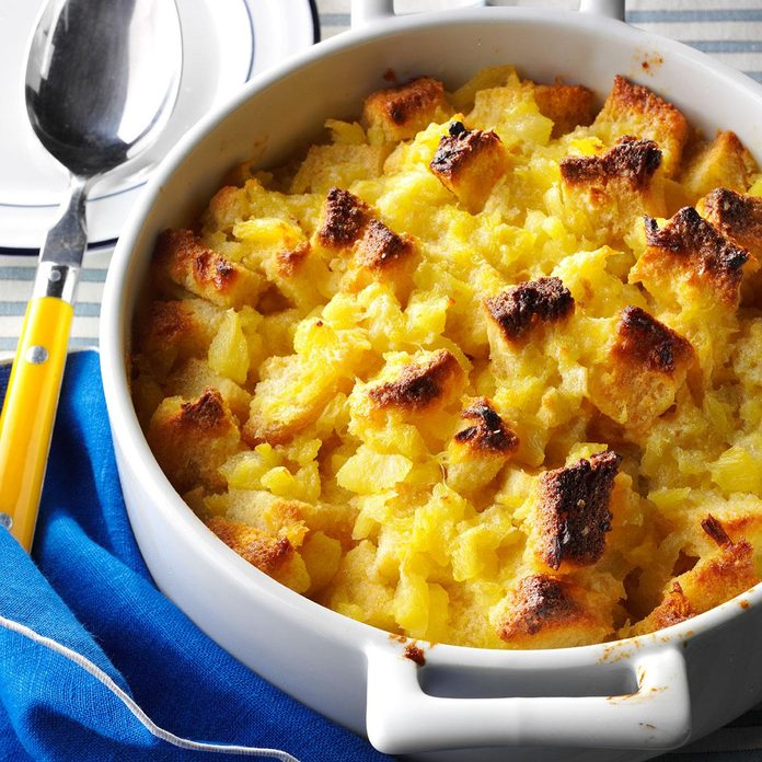 Scalloped Pineapple Casserole