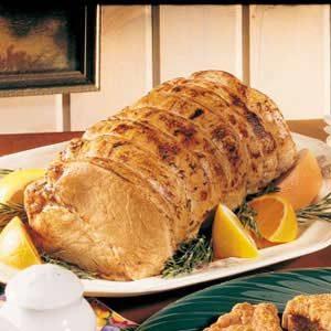 Citrus Pork Roast