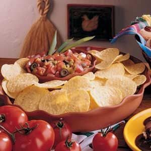 Tomato Chili Dip