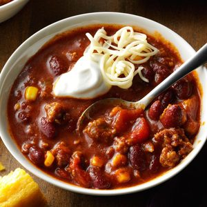 Santa Fe Chipotle Chili