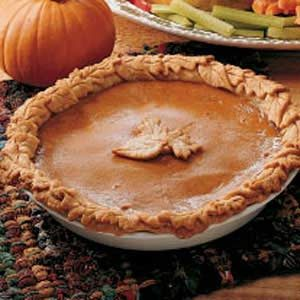 Pumpkin Apple Pie