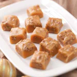 Old-Fashioned Caramels