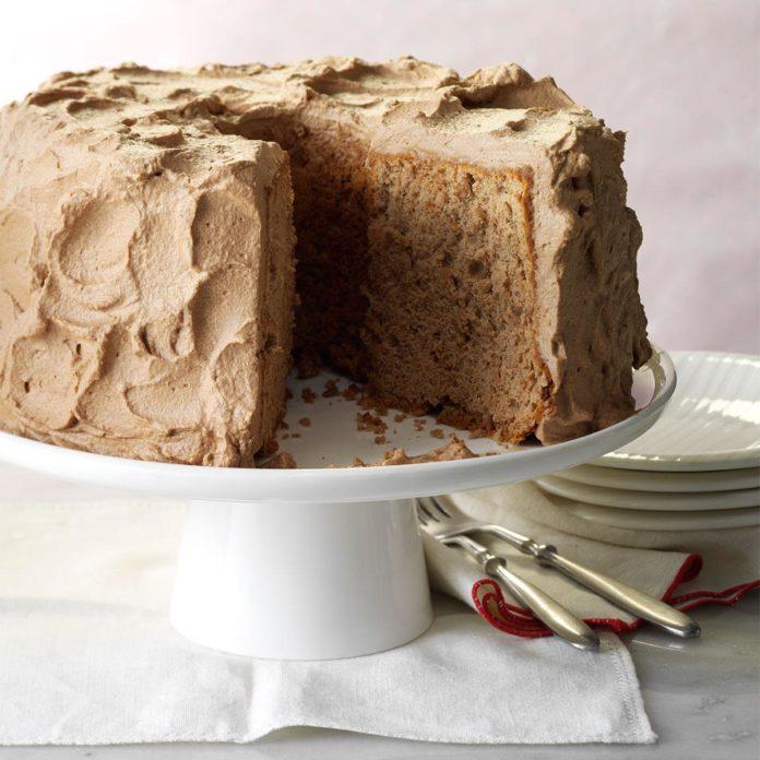 Chocolate Angel Cake