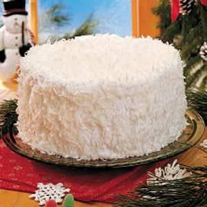 Mama's Snow Cake