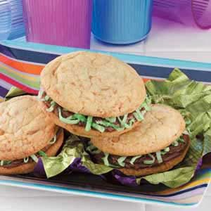 Cookie Burgers