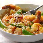 Spicy Coconut Shrimp with Quinoa