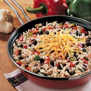 Black Beans and Rice