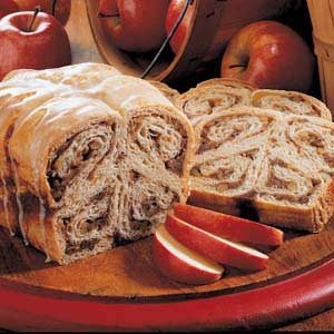 Maple Apple Bread