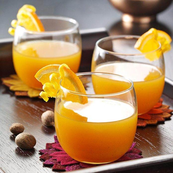 Spiced Ambrosia Punch