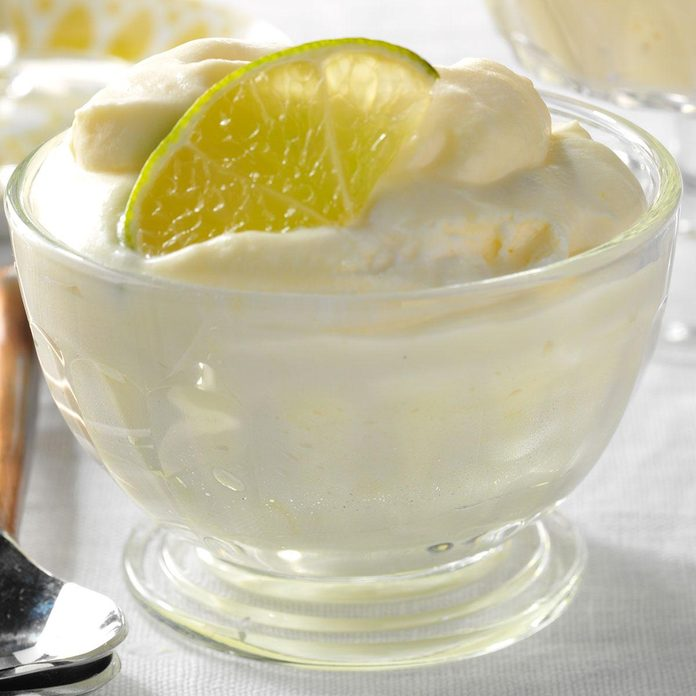 Lemon-Lime Mousse