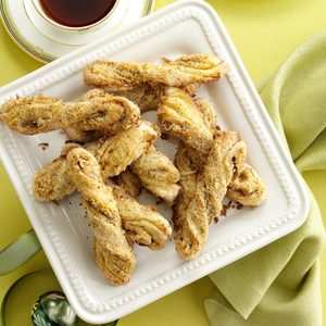 Butter Nut Twists