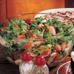Herbed Tossed Salad
