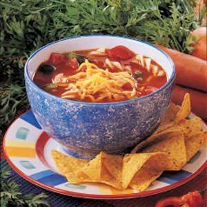 Pronto Taco Soup