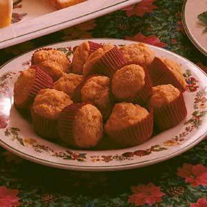 Tomato Mini Muffins