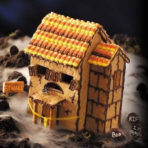 Haunted Cookie Mansion