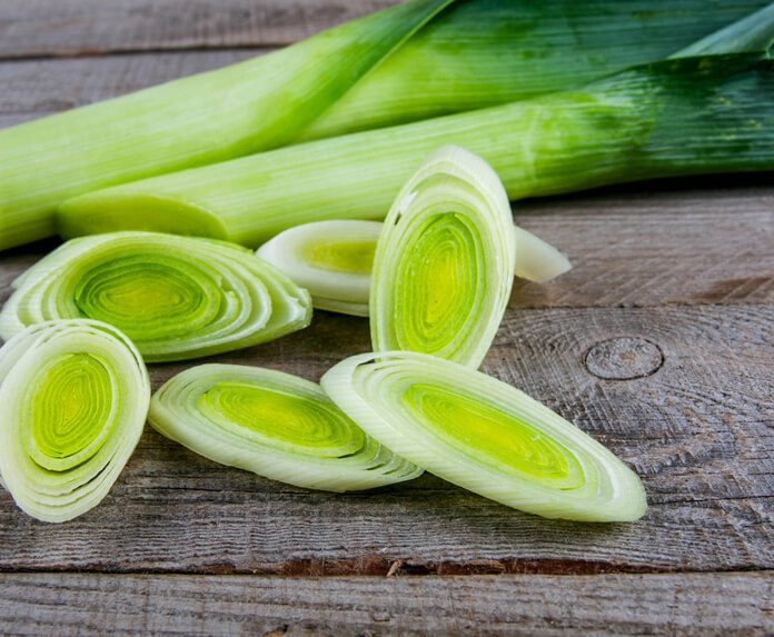 How to Clean Leeks the Easy Way