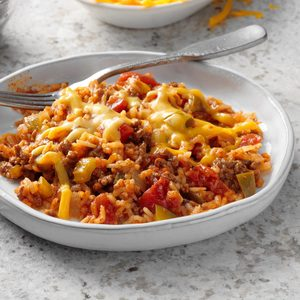Slow-Cooker Spanish Rice