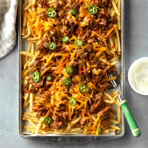 Texas Chili Fries
