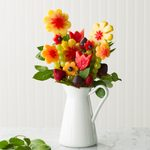 How to Make Gorgeous Fruit Flowers for a DIY Edible Arrangement
