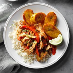 Easy Slow-Cooker Chicken Ropa Vieja