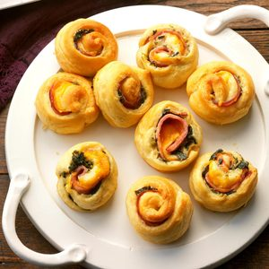 Ham & Cheese Crescent Bundles
