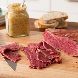 Homemade Corned Beef
