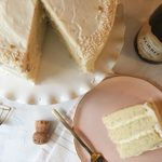 How to Make Champagne Cake