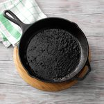 Here's the Single Best Tool for Cleaning Cast Iron