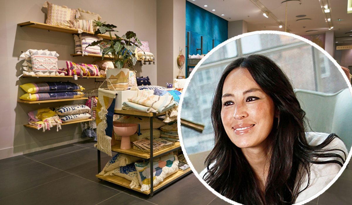 joanna gaines anthropologie collection