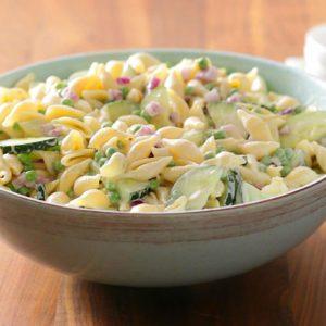 How to Make Pasta Salad