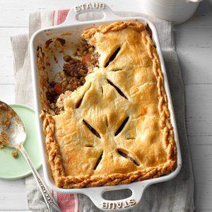 Aberdeen Beef Pie