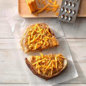 Southern Peanut Butter Mayo Sandwich
