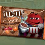 M&M's Creepy Cocoa Crisp Candies Are Coming Back for Halloween