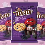 This New M&M's Sugar Cookie Dough Is Spooky Enough for Halloween Baking