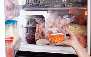 Is Your Freezer Set to the Right Temperature?