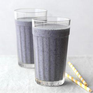 Blueberry Pancake Smoothie